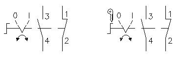 chave 2 - Botões e chaves de comando