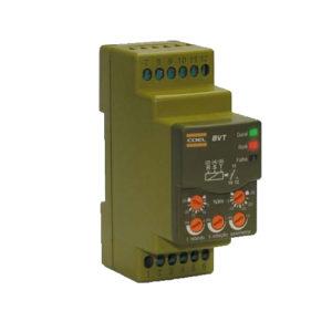 monitor bvt 300x300 - O que é um relé de mínima e máxima tensão?