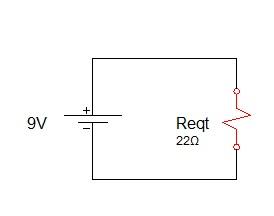 associação de resistores serie 2 - Exercício associação de resistores em série