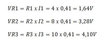 associação de resistores serie 4.1 - Exercício associação de resistores em série