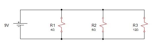 associação resistores paralelo 1 - Exercício associação de resistores em paralelo