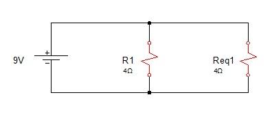 associação resistores paralelo 2 - Exercício associação de resistores em paralelo