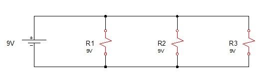 associação resistores paralelo 4 - Exercício associação de resistores em paralelo