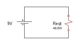 associação resistores paralelo 7 - Exercício associação de resistores em paralelo