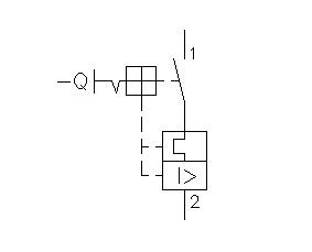 disjuntor monopolar simbologia - O que é um disjuntor termomagnético?