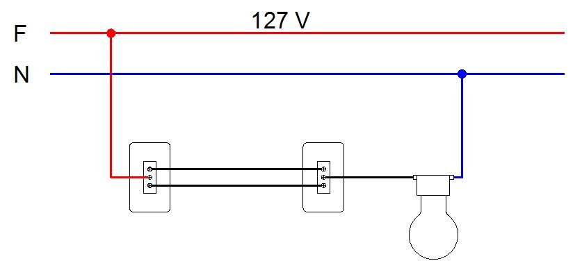 interruptor three way 127V - O que é um interruptor three way?