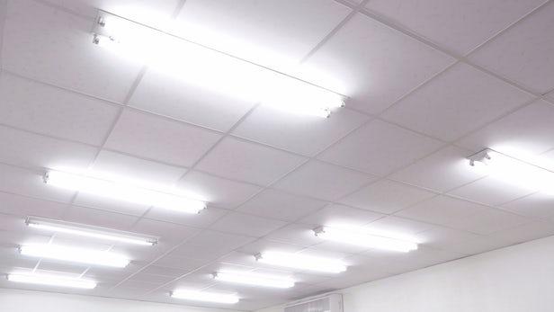 lâmpadas fluorescentes - Como funciona uma lâmpada fluorescente?