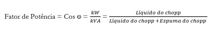 fator de potencia formula - O que é fator de potência?