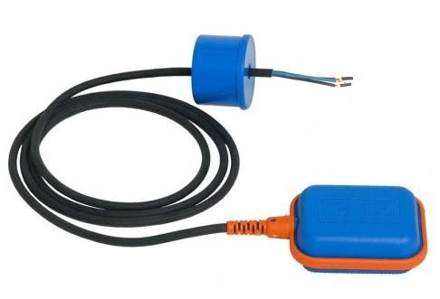 chave boia eletrica aprendendo eletrica - Comando para boia de nível elétrica