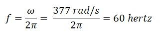 calculo da frequencia 2 - O que é frequência elétrica?